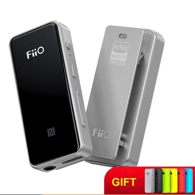 FiiO BTR3 CSR8675 AK4376A USB DAC 휴대용 블루투스 APTX HD LDAC LHDC 유형 C 3.5mm 앰프 i 전화/안드로이드 폰/PC 용