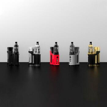 MECHLYFE – Kit avancé SBS pour cigarette électronique, alimenté par une seule batterie 18650/ 20700/ 21700, avec atomiseur, VS Aegis Boost