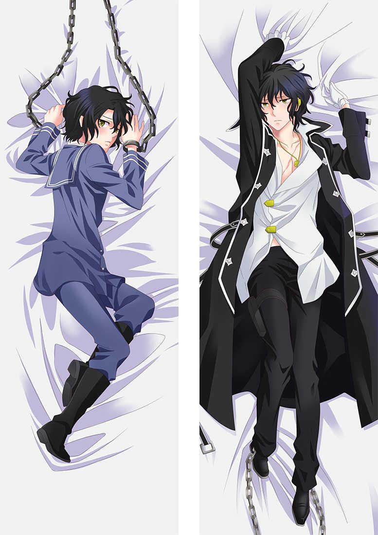 Darling in the Franxx Zero Two Dakimakura Anime Body Pillow Cover Case 150x50 59