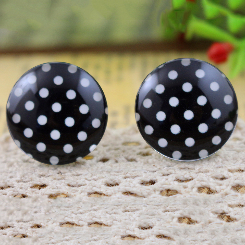 Hot Sale 10pcs 20mm Handmade Photo Glass Cabochons  (H3-51)