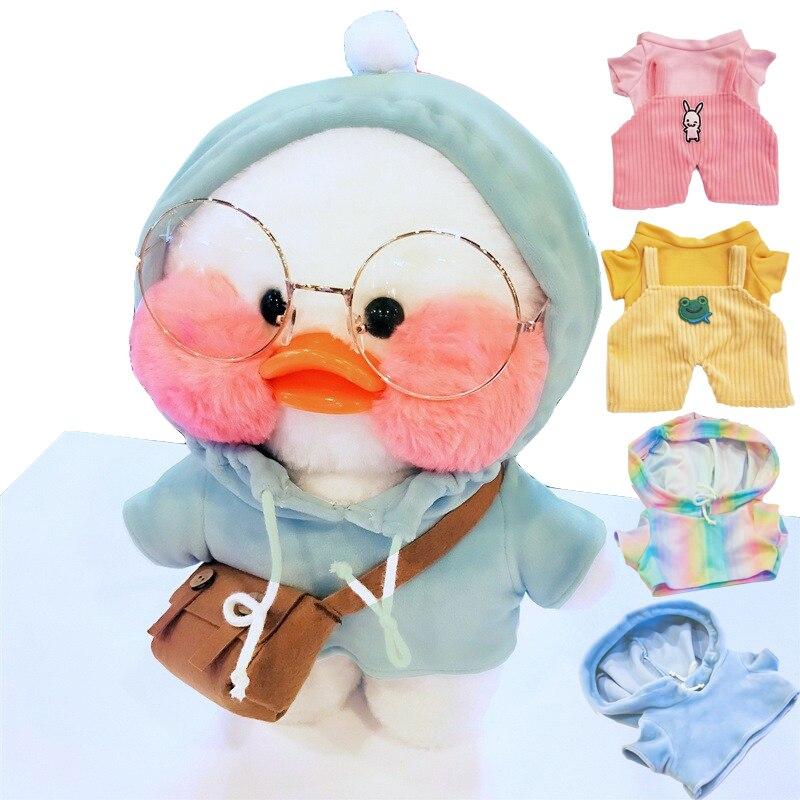 Милая одежда, свитшот, аксессуары, плюшевая игрушка для девочек, подарки для куклы 25-30 см