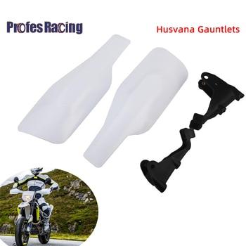 White Motorcycle Handguards Handle bar For Husqvarna FC250 FC350 FC450 TC125 TC250 2016 2017 TX300 FX350 FX450 Hand Guards