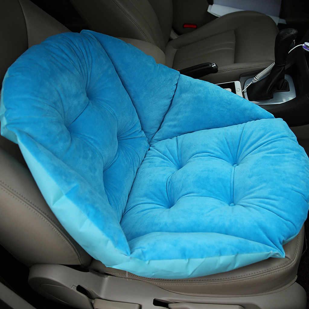 2020 Semi Enclosed One Seat Cushion Chair Cushions Desk Seat Cushion Warm Comfort Sea Cushion Pad Office Chair Seat Cushions Cushion Aliexpress