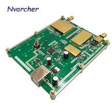 Analyseur de spectre Simple D6 avec Source de suivi T.G. V2.02 outil Simple danalyse de domaine de fréquence RF de Source de Signal