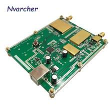 간단한 스펙트럼 분석기 D6 추적 소스 T.G. V2.02 간단한 신호 소스 RF 주파수 도메인 분석 도구