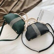 Sac à main de luxe à pompon pour femmes, petit sac épaule dénudée en cuir PU, sac à main de styliste avec pompon, mode, marque tendance élégante pour dames