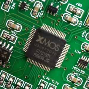 Image 5 - Alta fidelidade de áudio usb decodificador de xmos u308 chip para amplificador usb adaptador digital usb para spdif fibra óptica coaxial iis d192k 24bit