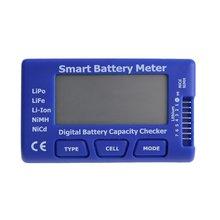 5 в 1 умный измеритель заряда батареи с разрядкой баланса ESC Servo PPM тестер arrvial горячая распродажа