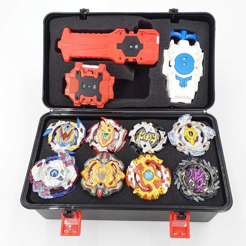 Lanceurs à rafale complète Beyblade GT jouets arène enfants garçons cadeau Toupie Bayblade métal rafale dieu filature Top Bey lames