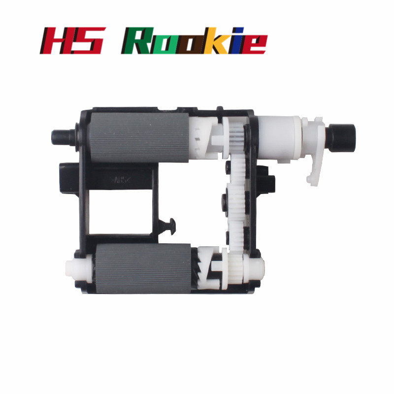 1PCS  ML-2160 Pickup Roller For Samsung ML2160 ML2165 SCX-3400 3405 SCX3400 Copier Spare Part ML 2160 2165 Pick Up Roller