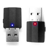 Portable 2-In-1 BT 5.0 Receiver Transmitter Wireless Audio Adapter Low Output Delay With 3.5mm Audio Cale For TV PC Car