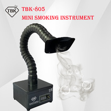 Fume-Extractor Air-Cleaner Purification TBK-638/805 Smoking-Instrument Mini with Led-Light