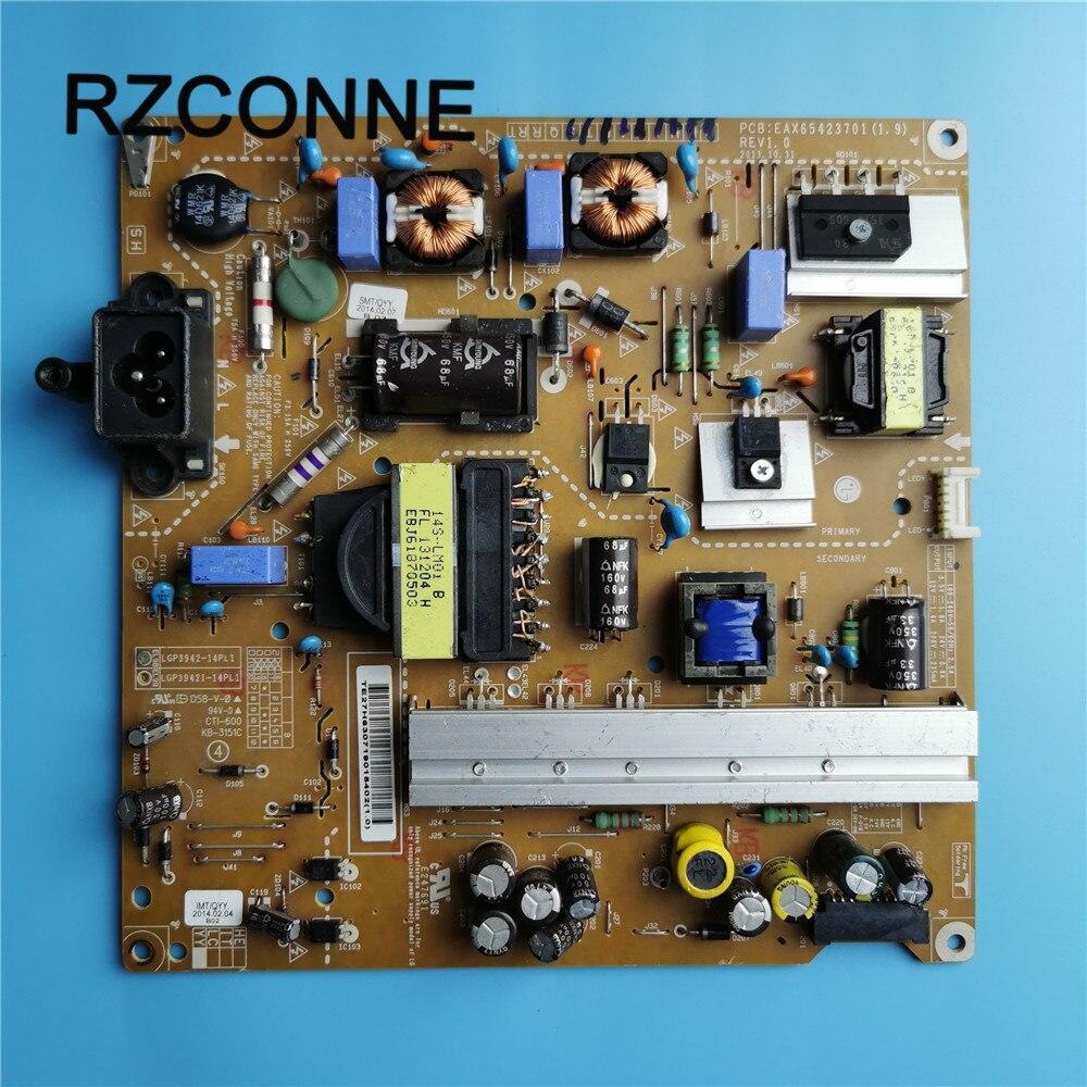 Power Supply Board EAX65423701 For LG LGP3942-14PL1 42LB5610-CD 42LF580V 42LB5520-CA 42LY340C-CA 39LB5620-CA