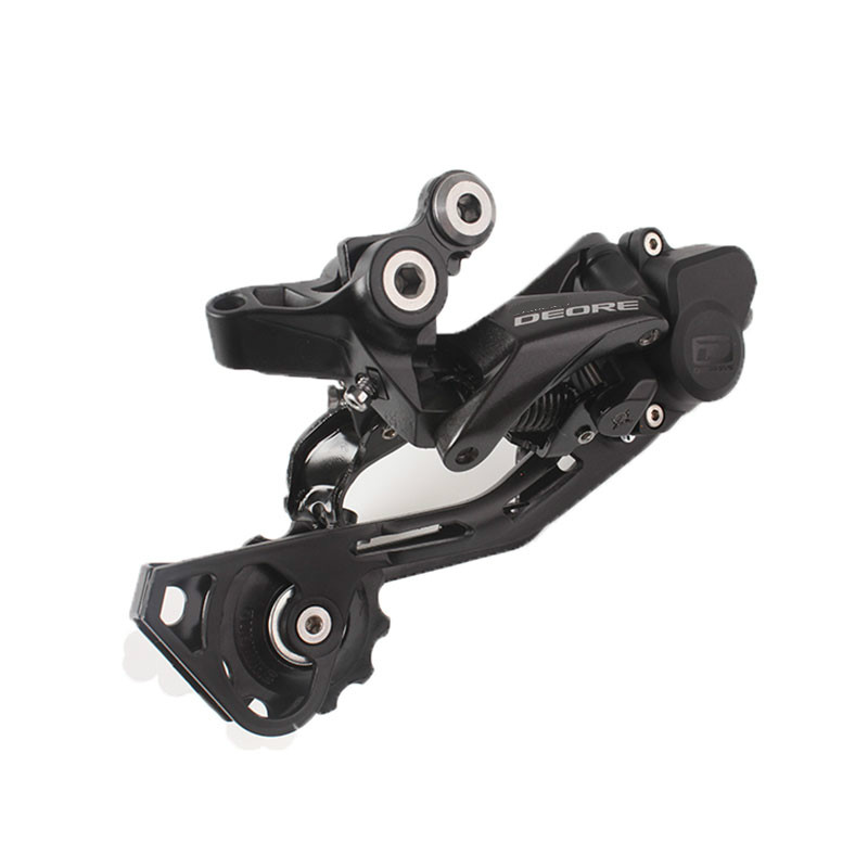 DEORE RD <font><b>M6000</b></font> Rear Derailleur 10s Speed <font><b>SGS</b></font> Long Cage /GS Middle Cage MTB Bicycle Rear Derailleur image