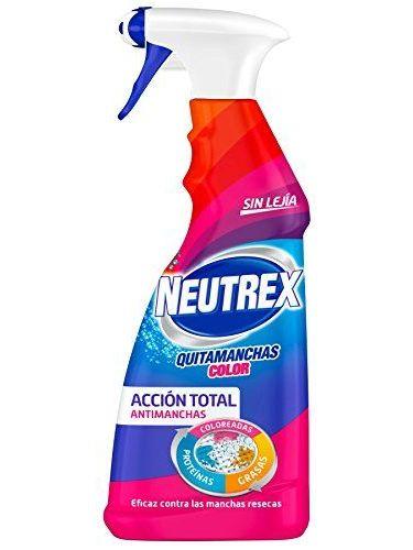 Neutrex Quita Manchas Color Additive For Clothes–600ml