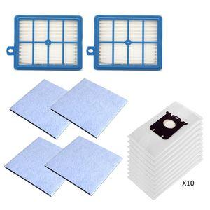 Запчасти для пылесоса пылесборники фильтр для FC8202 для FC8312 для FC840