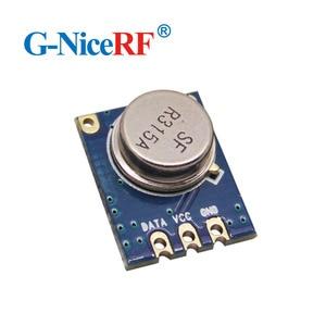 Image 2 - 10 יח\חבילה STX882 433 MHz/315 MHz ASK אלחוטי RF משדר מודול