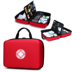 New Home medical emergency kit waterproof portable multifunctional outdoor car medical Withstand voltage emergency kit