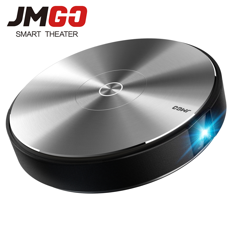JMGO N7L Full HD Projector, 1920*1080P, 700 ANSI Lumens. Smart Beamer Home Theater. Support 4K, WIFI/Bluetooth Yamaha XSR900