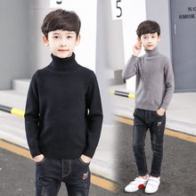 2019 Autumn Winter Toddler Boy Sweater Boys Clothing Knitted Children Sweater Kids Cothes Pullover Boy Sweater 6 7 8 9 12 Years стоимость