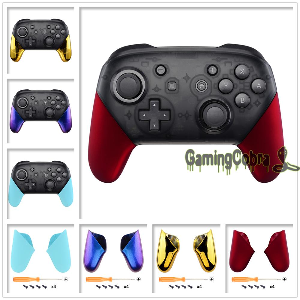 Replacement Handle Grips Shell for Nintendo Switch Pro Controller