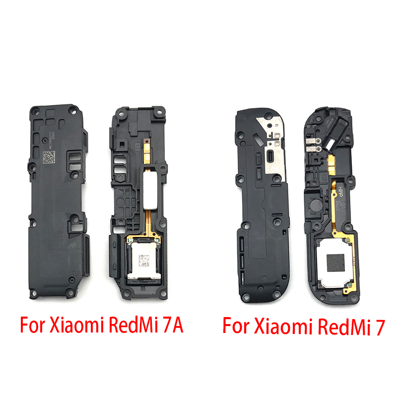 LoudSpeaker Buzzer Ringer For Xiaomi Redmi 7 7A Loud Speaker Buzzer Ringer Flex Cable Replacement