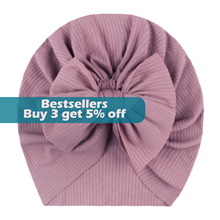 @ Toddler Kids Baby Boy Girl Solid Knotted Hat Beanie Bow Headwear Accessories Кепка Для Мальчика Kids Headwears
