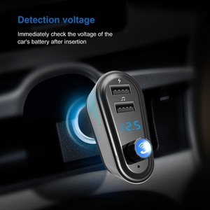 FM Bluetooth Transmitter Car M