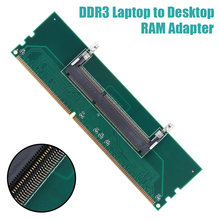 Pc компонент ddr3 ноутбук на рабочий стол адаптер ram sodimm