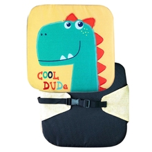 Seat-Booster High-Chair Baby Cushion Infant Child Toddler Cartoon 39x39x5cm Thick-Pad