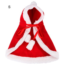 цена на Halloween Disguise Clothes Funny Dog Cat Costume Christmas Cloak For Cats New Year Suit For Small Dogs Pet Photo Props Accessory