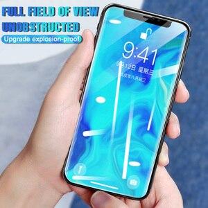 Image 3 - Vidro temperado protetor de 15h, para iphone 11, x, xs, xr, max, protetor de tela, para iphone 11, pro, max filme frontal e traseira da lente