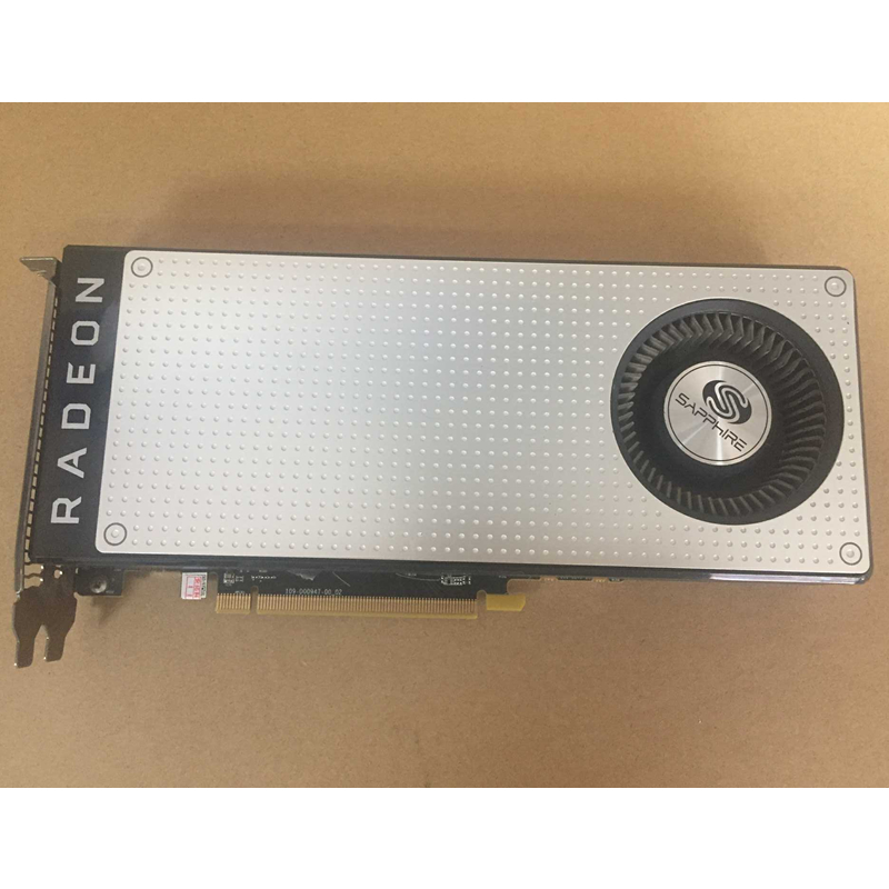 SAPPHIRE Radeon RX 470 4 Гб видеокарты AMD GPU RX 470D Оригинал RX470 RX470D видеокарты ПК Компьютерная игра Карта HDMI не Майнинг-3