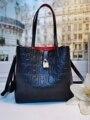 2021New In Frauen Mode CH Brief Handtasche Outdoor Einkaufstaschen