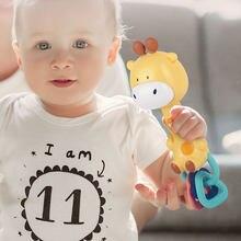 Baby Rammelaars Voor Pasgeborenen Meisje Jongen 0 12 Maand Montessori Musical Hand Schudden Rammelaar Speelgoed Tandjes Kinderen Educatief Wieg Mobiles