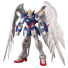 Gaogao XXXG-00W0 MG1/100 ala Gundam cero vals interminable Anime traje móvil asamblea de plástico modelo de Robot niños figuras de acción de juguete