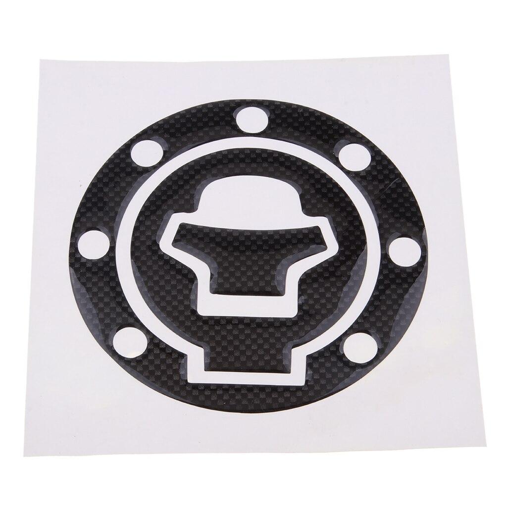 Motorcycle Gas Tank Fuel Cap Protector Pad For Suzuki Hayabusa GSX1300R