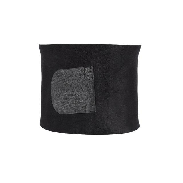 Durable Polyester Fiber Black Gym Waist Protection Sweat Belt Sport Belt Yoga Fitness Equipment Marvellous Waist Trimmer 4