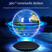 Toy Smart-Globe Creative Luminescence-Decoration 3d Desk-Lamp Technology Childre Black