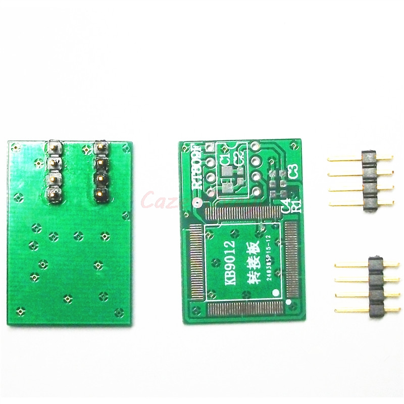 1pcs/lot Transfer Board PCB RT809F Optional Accessories KB9012 Offline Speaking Reading And Writing