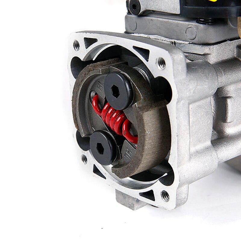 36CC a Doppio Pistone Anello di Quattro Punto Fisso Facile da Avviare Il Motore (con per Walbro 1107 Carburatore Ngk Spark spina) per Rovan Rofun Lt - 4