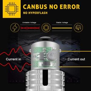 Image 4 - 2pcs Canbus Error Free 1156 BA15S P21W PY21W Lamp 7506 7507 Led Bulb T20 Car Rear Turn Signal Light For VW Jetta Golf 4 5 7 6 CC