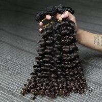 Кудрявые вьющиеся пряди, 1, 3, 4 пряди, 100% человеческие волосы для наращивания, перуанские волосы, 28, 30 дюймов, пряди, Remy, средняя порция