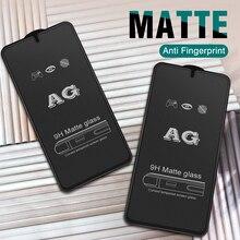 Anti ลายนิ้วมือป้องกันกระจกสำหรับ Samsung Galaxy A52 A50 A50s A51 52 5G 50 50S 51 a5 5 0 0 1 2กระจกนิรภัยหน้าจอ Protector