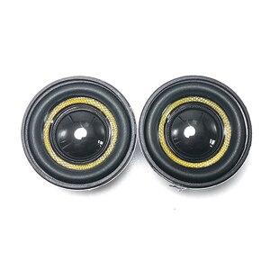 Image 3 - 2pcs 40 millimetri Impermeabile Gamma Completa di Altoparlanti Da 1.5 Pollici 3W 4 Ohm 8ohm Audio Altoparlanti Portatili per il FAI DA TE altoparlante Bluetooth impermeabile