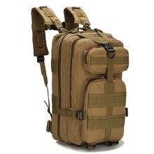 30l masculino/feminino saco de desporto caminhadas saco de acampamento viajar saco de trekking militar tático mochila saco de camuflagem mochilas