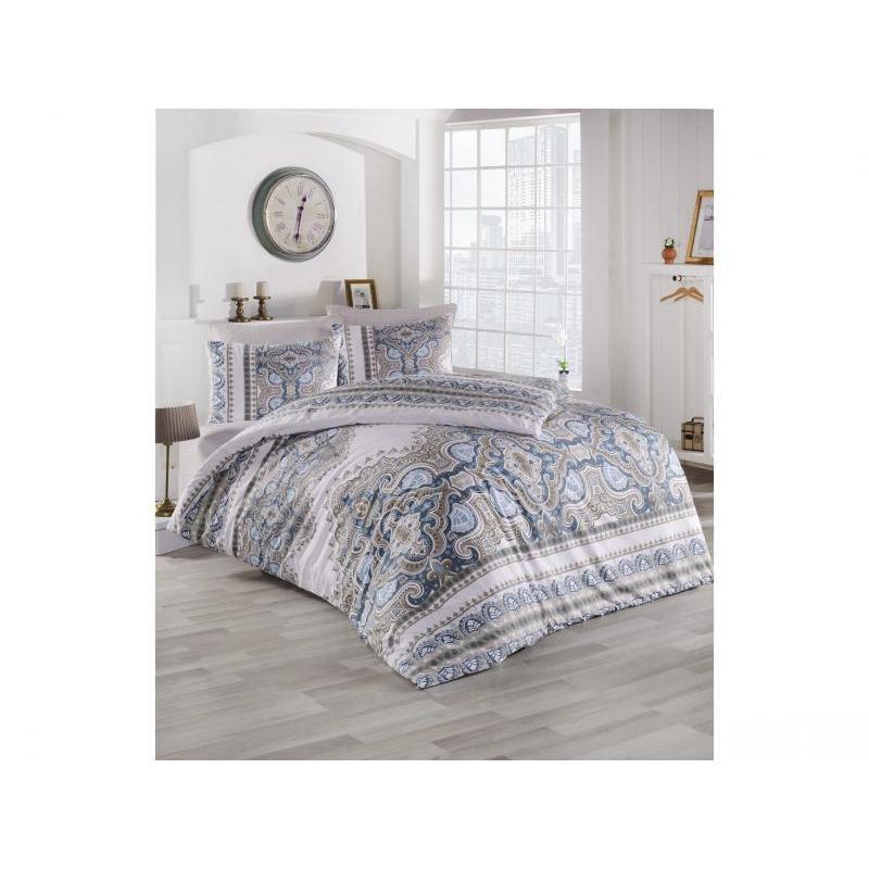 Bedding Set double-euro KARNA, RANFORCE, MASAL ranforce bedroom set cotton box ranforce bedroom set