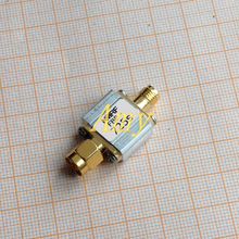 725MHz SAW bandpass filter, 45MHz bandwidth, 1dB bandwidth 703-748MHz, SMA interface