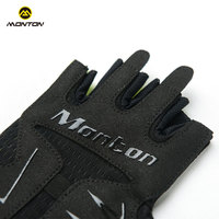 Pulse Teng Profession Men And Women Bike Wear Resistant Anti slip Short Finger Gloves Half Finger Highway Carter