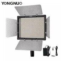YONGNUO YN600L YN600 600 LED Licht Panel 5500K LED Fotografie lichter FÜR Video Licht Drahtlose 2 4G APP Remote AC Adapter